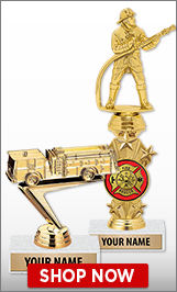 Firefighter Trophies