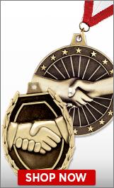 Friendship Medals