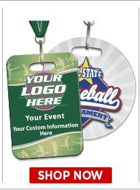 Custom Logo Badges