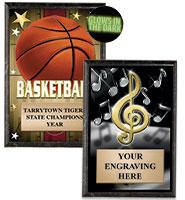 Show Stopper Sport Plaques
