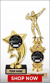 Bodybuilding Trophies