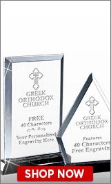 Greek Orthodox Church Acrylics