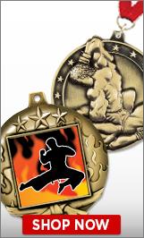 Mixed Martial Arts Medals