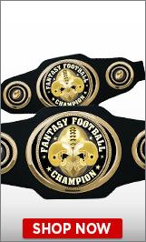 Fantasy Football Belts