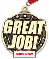 Great Job Medals