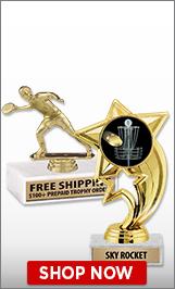 Disc Golf Trophies