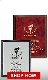 Champion Plaques