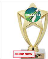 Rocketry Trophies