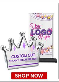 Custom Logo Acrylics