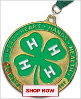 4-H Medals