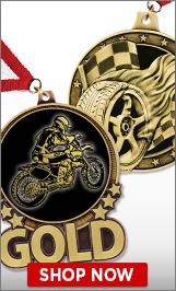 Motocross Medals
