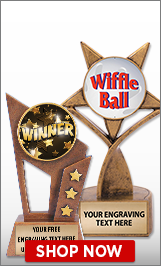 Wiffle Ball Sculptures
