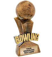 Bowling Meteor Trophy