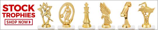 Shop our Stock Trophies
