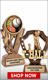 T-Ball Sculptures