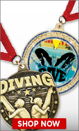 Diving Medals