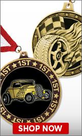 Car Show Medals