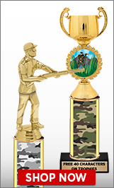 Shooting Sports Trophy