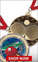 Ping Pong Medals