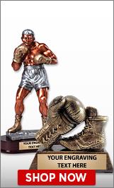 Boxing Sculptures