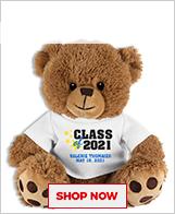 Class Of 2021 Teddy Bears