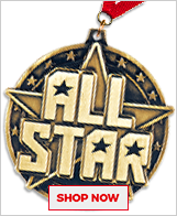 All Star Medals