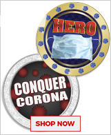 Hero Buttons & Pins