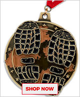 Mud Run Medals