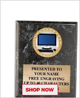 Computer Plaques