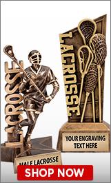 Lacrosse Sculptures