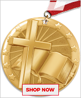 Catholic School Medals
