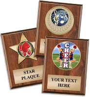 Wooden Insert Plaques