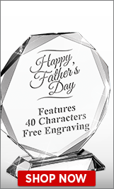 Father's Day Crystals
