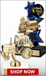 Tractor Trophies