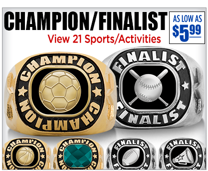 ring balfour custom athletes and championship design rings champ