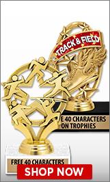 Track & Field Trophies