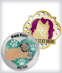 Custom Specialty Dog Pins