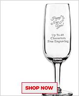 New Year Glassware
