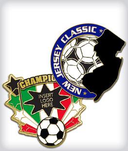 Custom Soccer Trading Pins