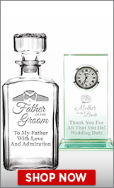Parents Wedding Gifts