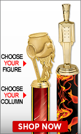 Chef Column Trophies