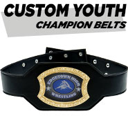 Custom Youth Belt