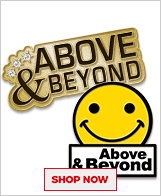 Above & Beyond Pins