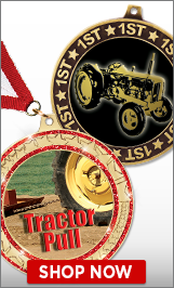 Tractor  Medals