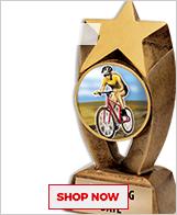 Bicycling Sculptures