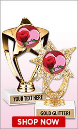 Valentine's Day Trophies