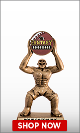 Fantasy Football Sculpture