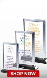Achievement Acrylic Awards
