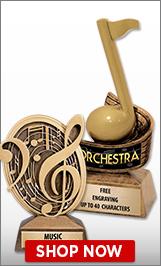 Orchestra Sculptures