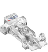 Indy Car Acrylic Embedments